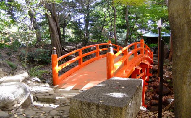 Koishikawa Korakuen Garden Tokyo Bridge