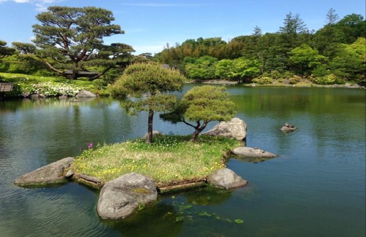 Syowa Memorial Park Tokyo