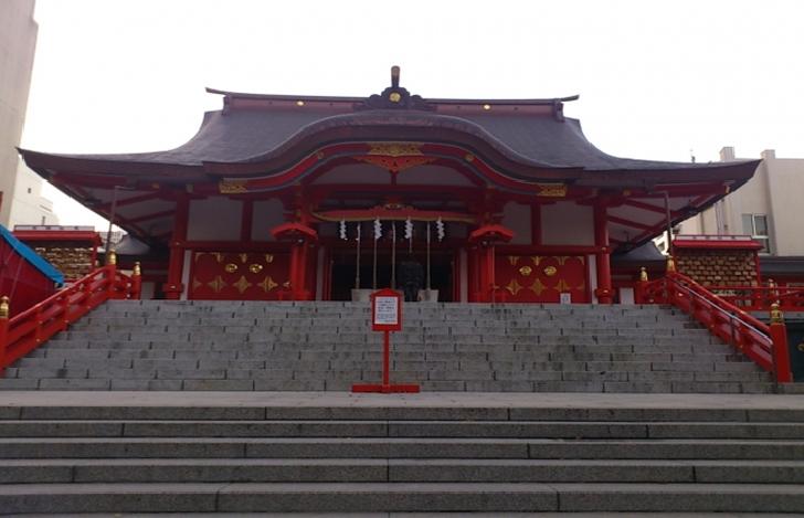 TOKYO Hanazono Shrine