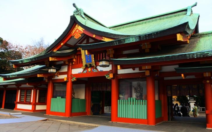 TOKYO Hie Jinja Shrine