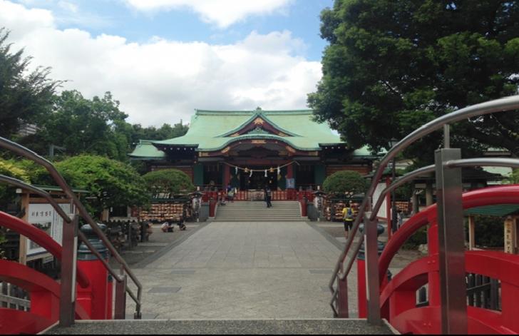 TOKYO Kameido Tenjin Shrine