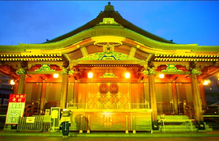 TOKYO Yushima Tenman-gu Shrine