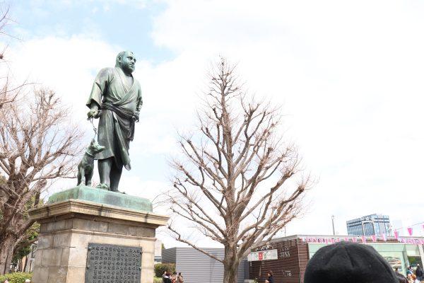 Ueno Park Takamori Saigo