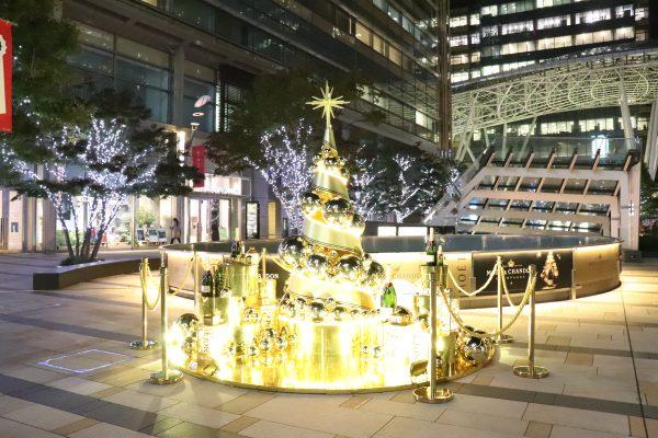 Tokyo Midtown Moet et Chandon