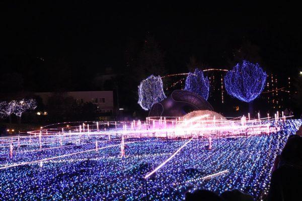 Tokyo Midtown Starlight Garden Red 2017