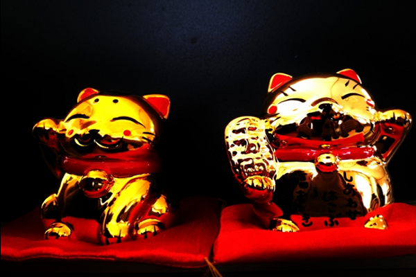 Maneki Neko piggy box
