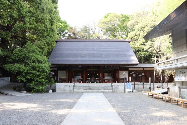 Nogi shrine akasaka Japan