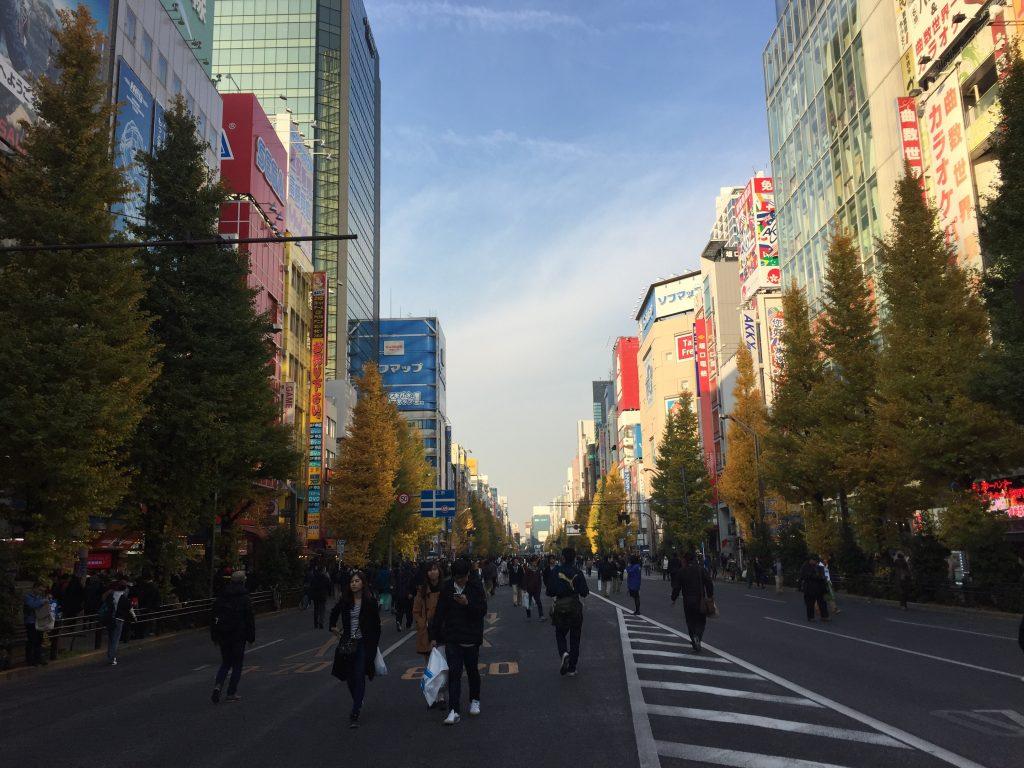 TOKYO Akihabara in Japan / City Introduction