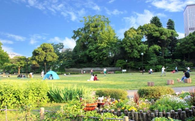 TOKYO Shiba Park in Japan