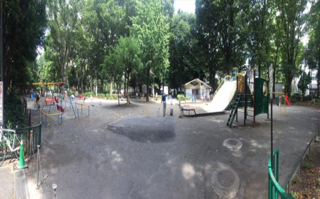 TOKYO Shunjuku Chuo Park field
