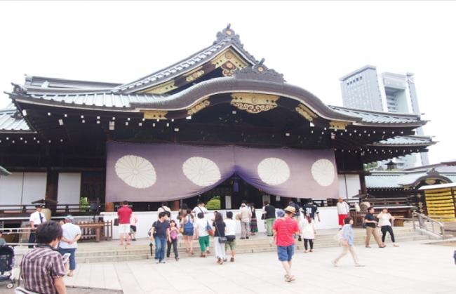 TOKYO Yasukuni Shrine