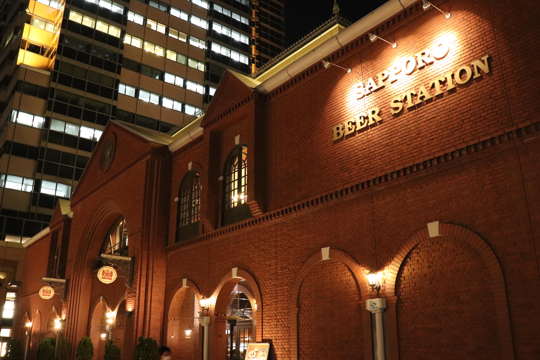 TOKYO Yebisu Garden Place SAPPORO Beer Station